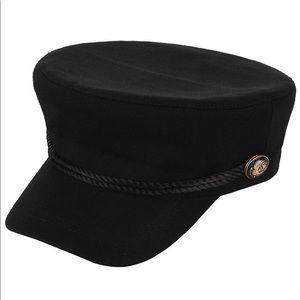 Page boy cap